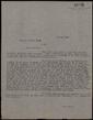 Carta mecanografiada de Joan Sales a Michel Mohrt