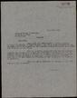 Carta mecanografiada de Joan Sales a Michel Chodkiewicz