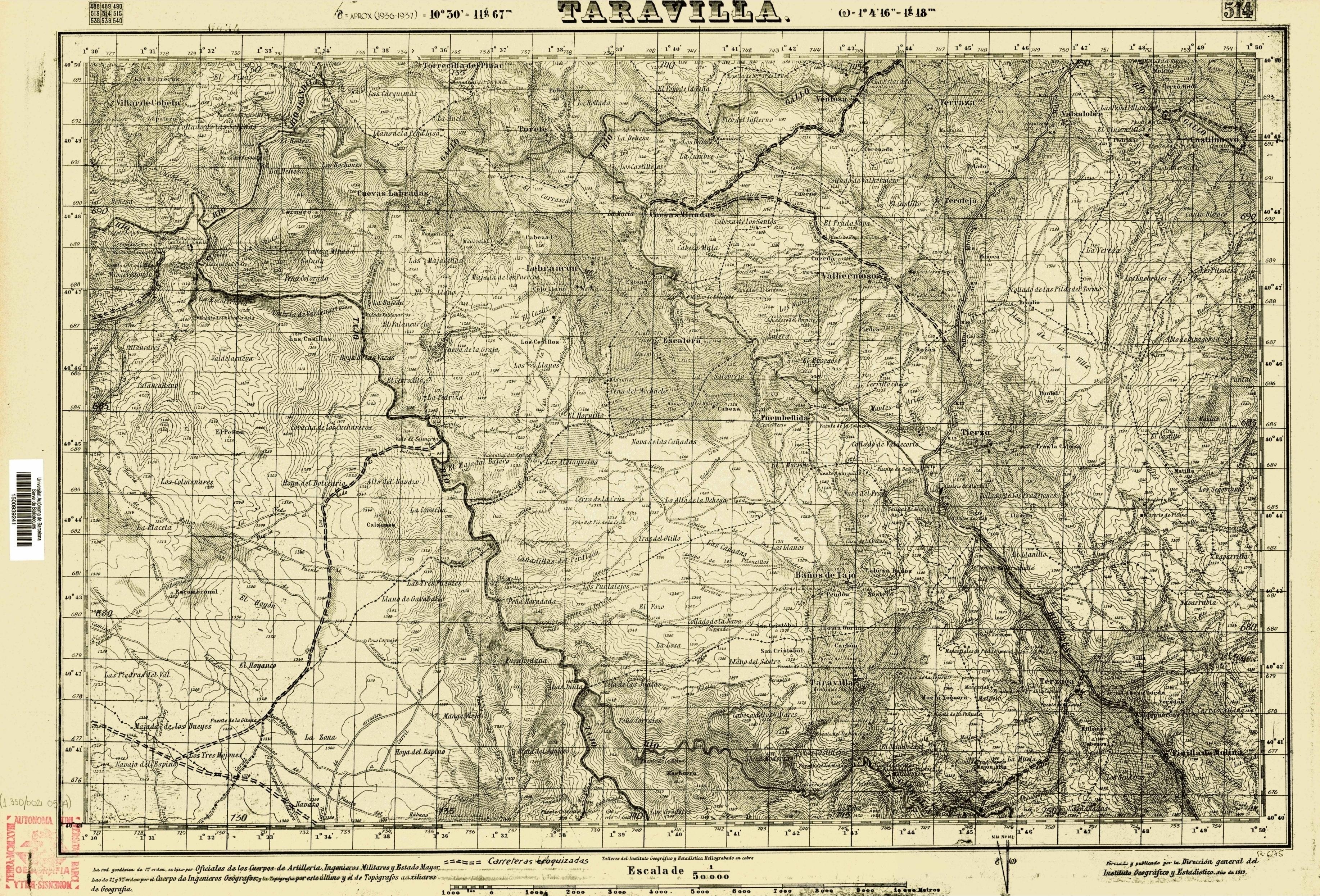 d70d84bd38 Mapa topográfico de España - Resultados de la búsqueda - Depósito ...