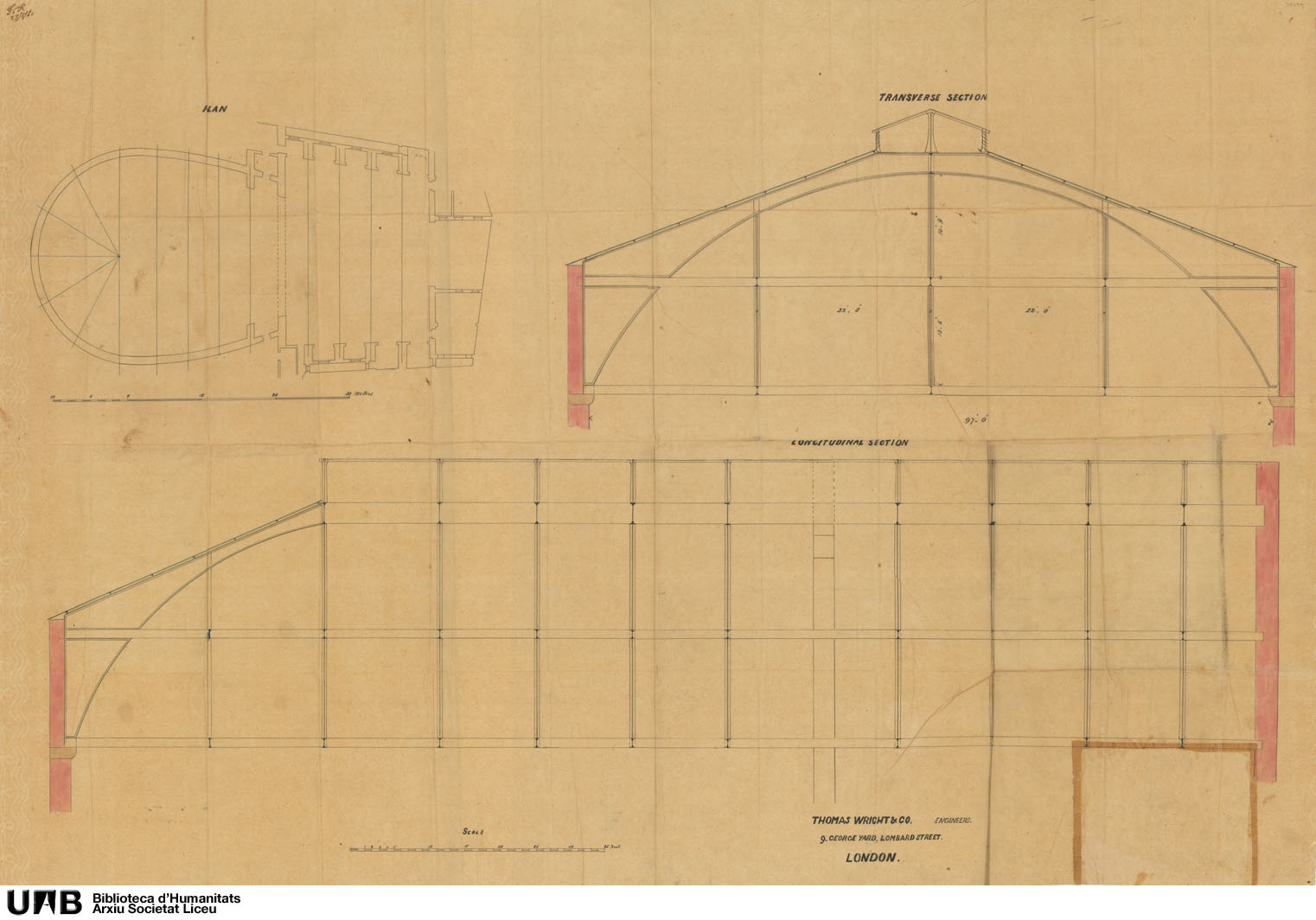 Proyecto de estructura de cubierta para el Gran Teatro del Liceo