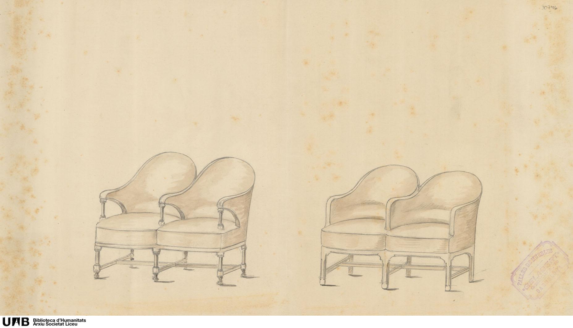 Proyecto de sillones